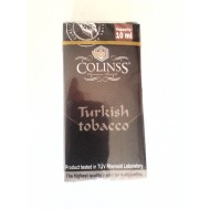 sticluta premium 10 mL lichid Colinss TURKISH TABACO 18 mg concentratie nicotina